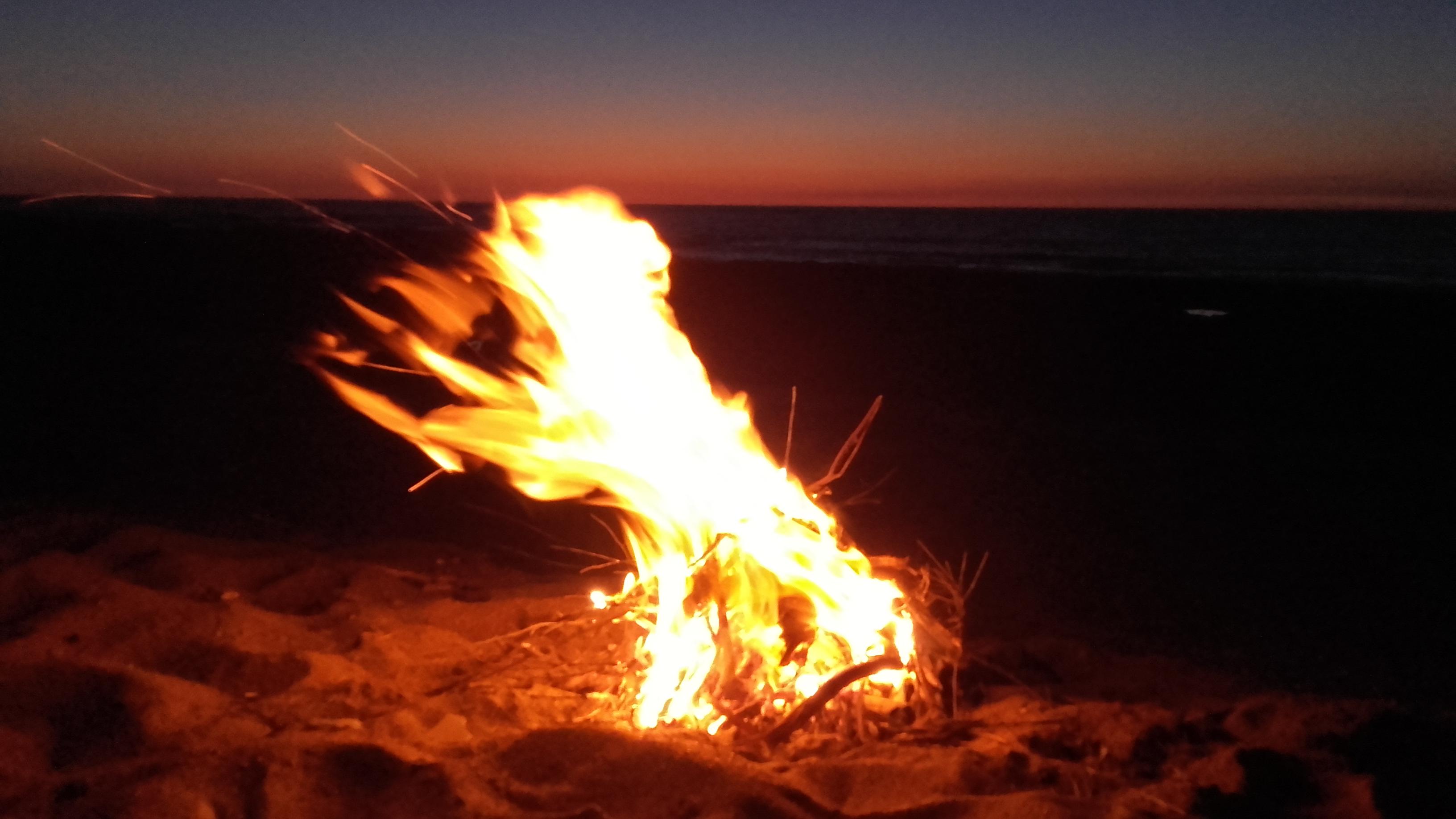 Activer le feu au service de la tendresse