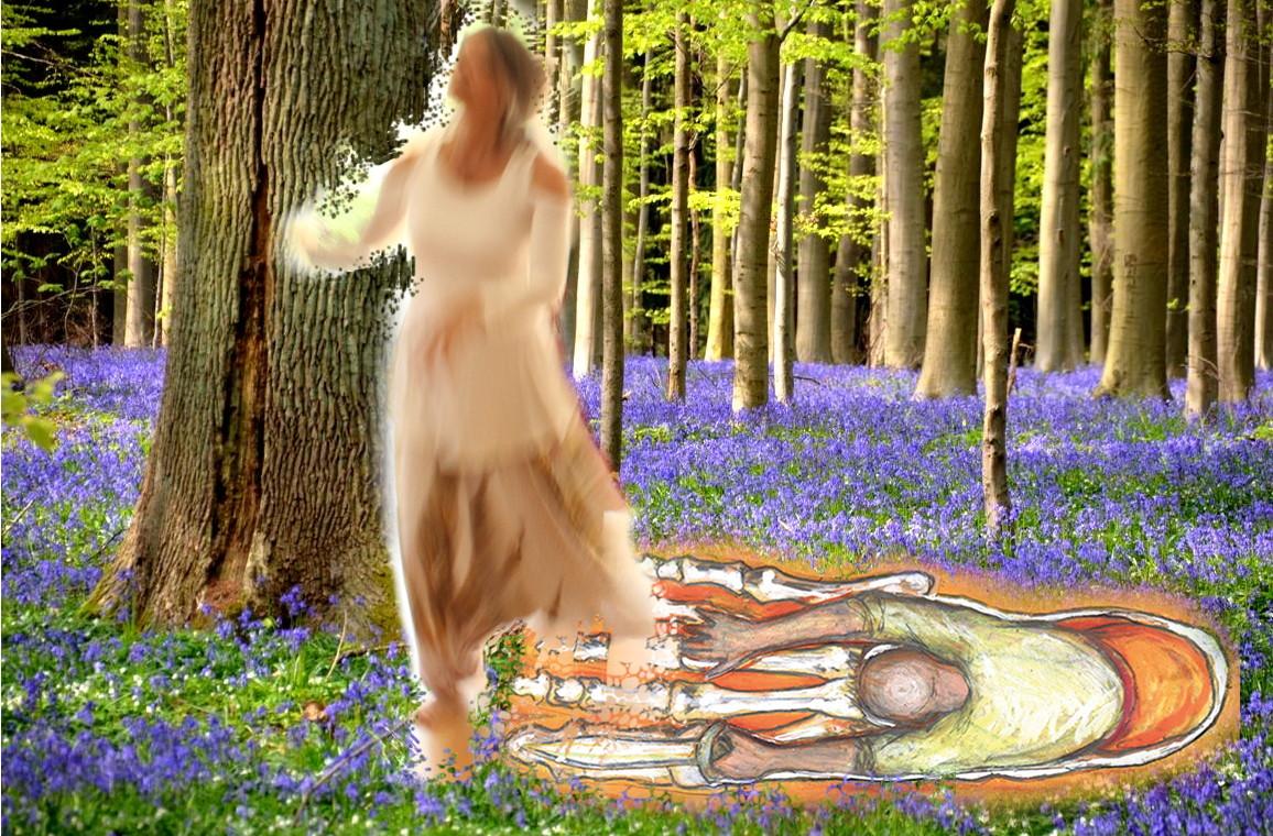 Symbolisme corporel des pieds et chevilles